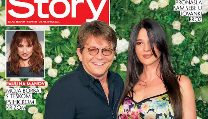 """U prodaji je 831. broj magazina """"STORY""""!"""