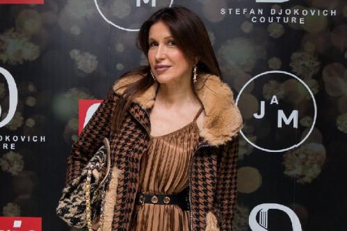 Ne do prodavnice, već na događaj! Modni odabir Snežane Dakić ne prestaje da se komentariše (FOTO)