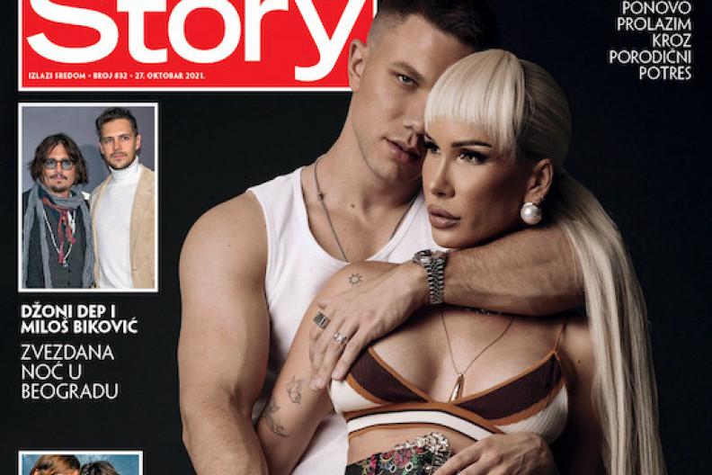 """U prodaji je 832. broj magazina """"STORY""""!"""