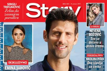 """U prodaji je 694. broj magazina """"STORY"""""""