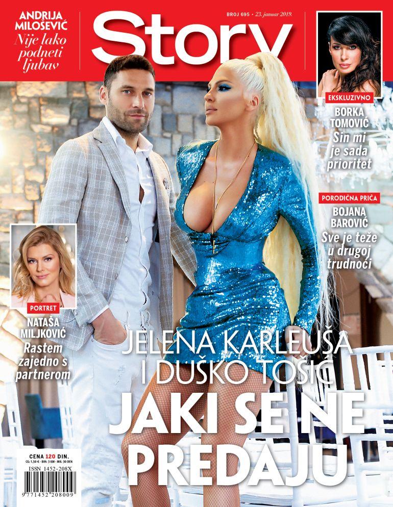 Jelena Karleuša: JAKI SE NE PREDAJU!
