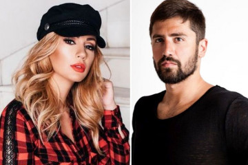 Ana Kokić i Nikola Rađen – Rastali su se posle 10 godina braka, a evo zašto pevačica NE SKIDA BURMU