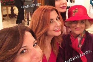 VODITELJSKI PORTRET: Najpoznatije televizijske dame pozirale na slavi kod Karića (foto)