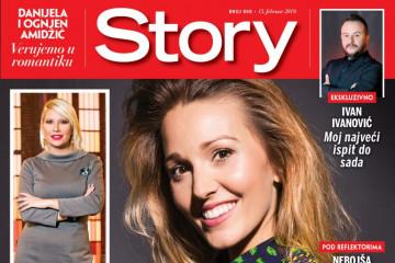 U prodaji je 698. broj magazina STORY!