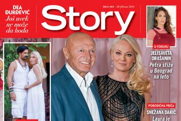 U prodaji je 699. broj magazina STORY!