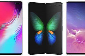 Samsung predstavio novi Galaxy S10 i Galaxy Fold uređaje