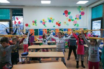 """Pobednici konkursa """"Pokrenimo našu decu"""" ponovo oduševili dostignućima u vežbanju"""