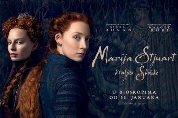 "VREME JE ZA BIOSKOP: Osvojte karte za film ""MARIJA STJUART KRALJICA ŠKOTSKE""!"