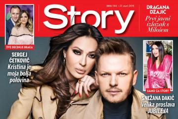 U prodaji je 704. broj magazina STORY!