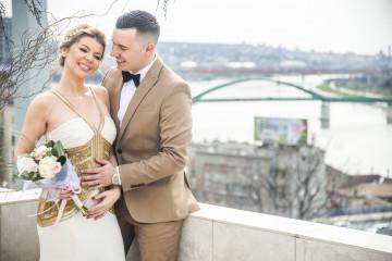 Ljubavna priča Danijele i Ivana Mileusnića: Ostaćemo ZAJEDNO DO KRAJA ŽIVOTA!