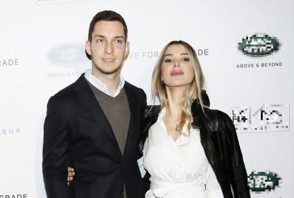 PRVI PUT ZAJEDNO U JAVNOSTI: Dragana Džajić sa bratom Ane Ivanović, IZGLEDAJU TOP! (foto)