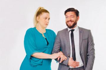 MEŠAJU SE VODITELJIMA U POSAO! Nataša i Peđa otkrili ZBOG ČEGA glumci rade na televiziji!