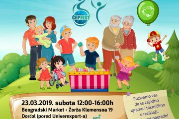 Prvi Čep FEST – Inkluzivniekološki festival za celu porodicu