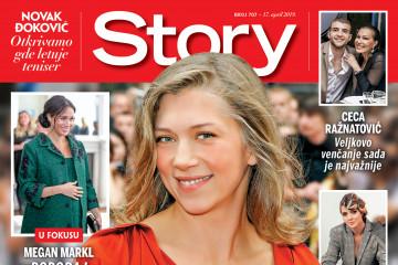 U prodaji je 707. broj magazina STORY!