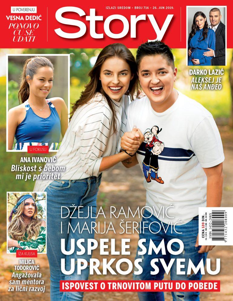 """U Prodaji Je 716. Broj Magazina """"STORY""""!"""
