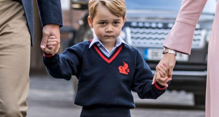 SLAVLJE U KRALJEVSKOJ PORODICI: Princ Džordž puni 6 GODINA, a o OVIM preslatkim fotografijama priča CEO SVET