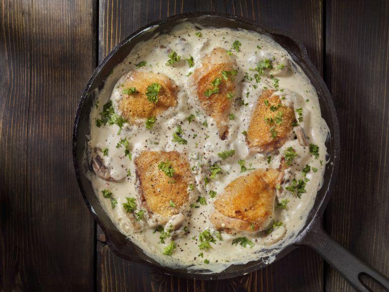 ćuretina u sosu od pavlake