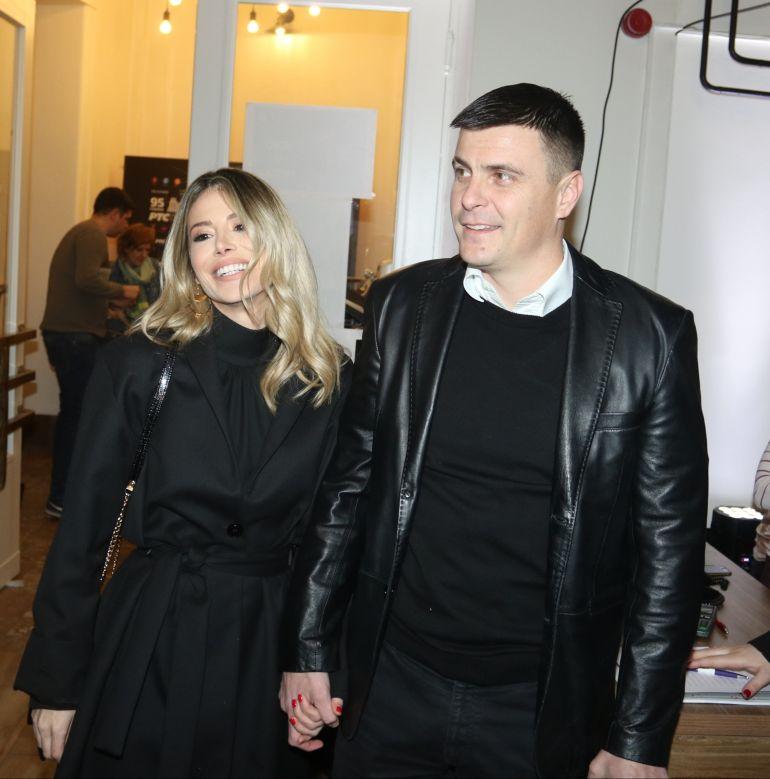 Ana Mihajlovski i Vuk Kostić