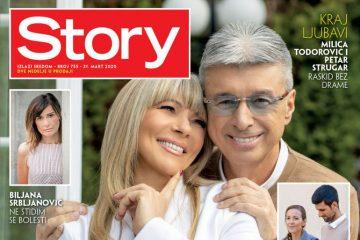 """755. broj magazina """"STORY"""""""
