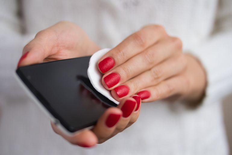 mobiln telefon