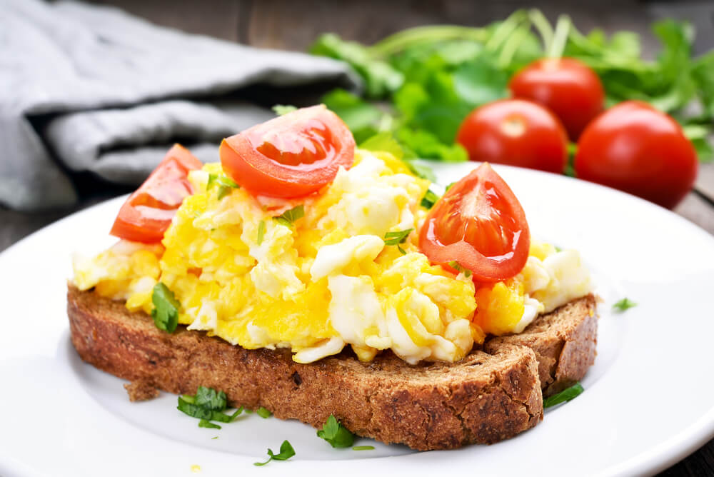 recepti za zdrav doručak Story 3
