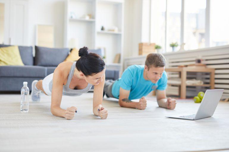 trening kod kuće