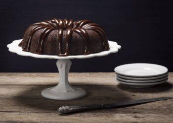 crni pepeo čokoladni kolač