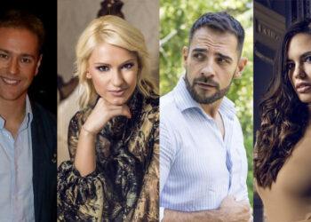 Anja Mit, Olja Lević, Luka Raco i Zoran Pajić editorijal