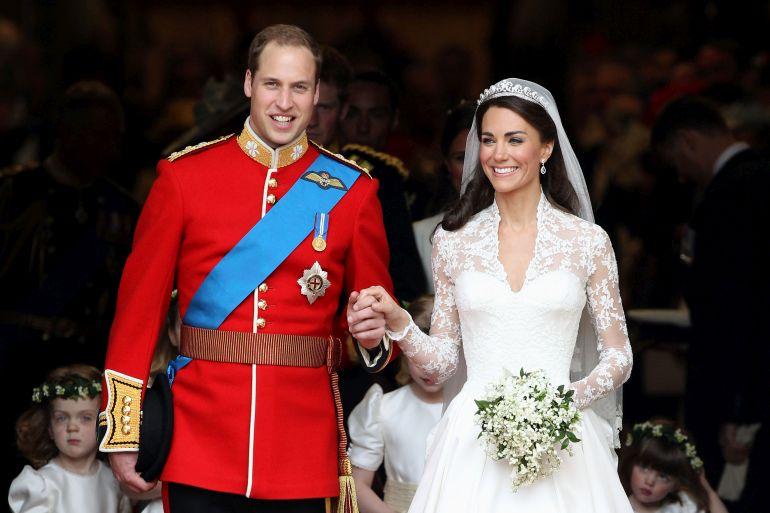 princ vililjam i kejt venčanje