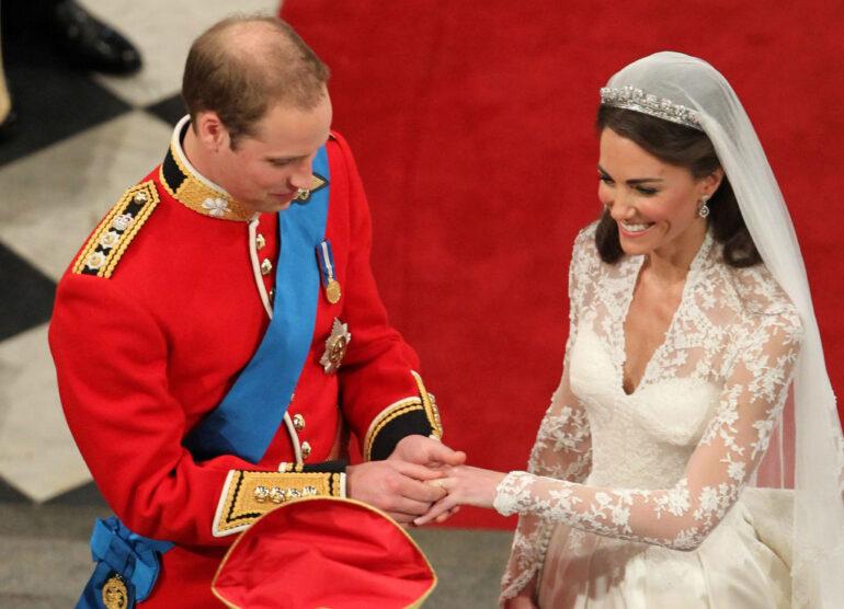 princ vilijam prsten