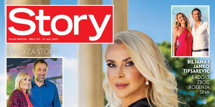 760. broj magazina Story