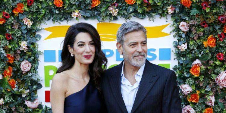 Džordž i Amal Kluni