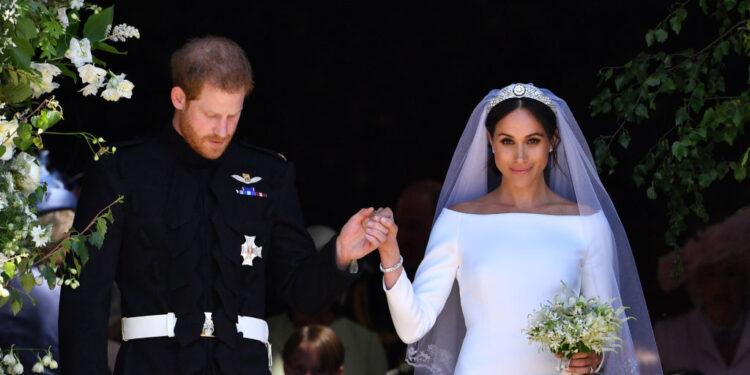 princ hari i megan venčanje