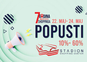 stadion shopping center popusti