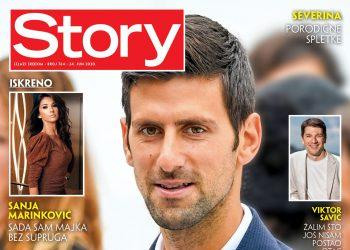 764. broj magazina Story