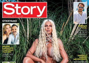 765. broj magazina Story