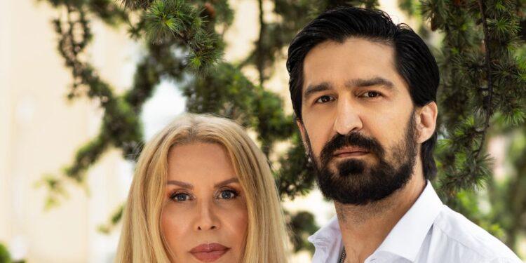 Verica Rakočević i Veljko Kuzmančević