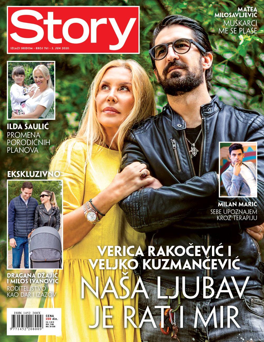 761. broj magazina STORY