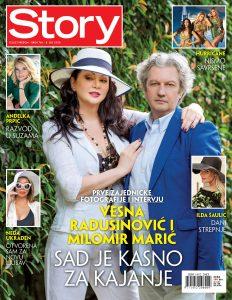 766. broj magazina Story