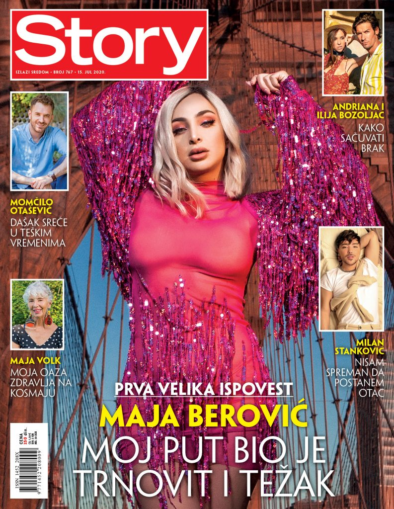 767. broj magazina Story