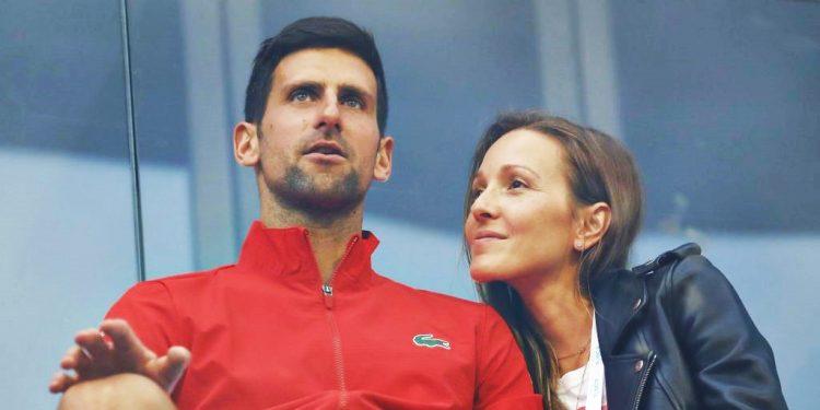 Novak diskvalifikovan