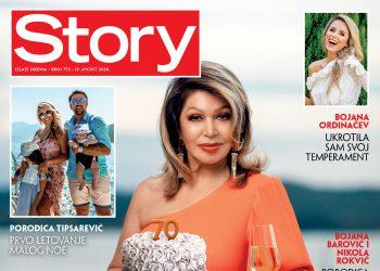 Najnoviji, 772. broj magazina Story