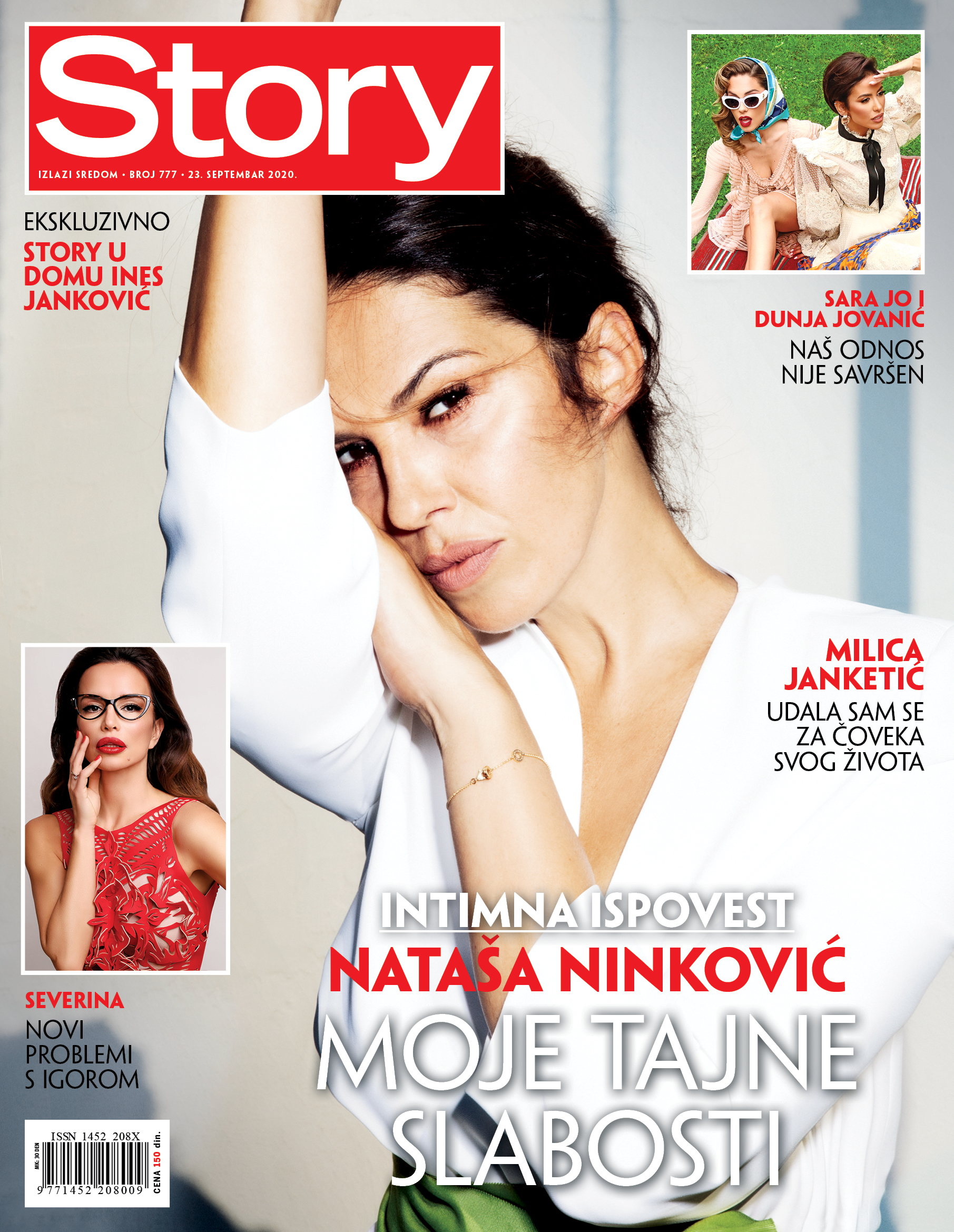 """Nataša Ninković za """"Story"""""""
