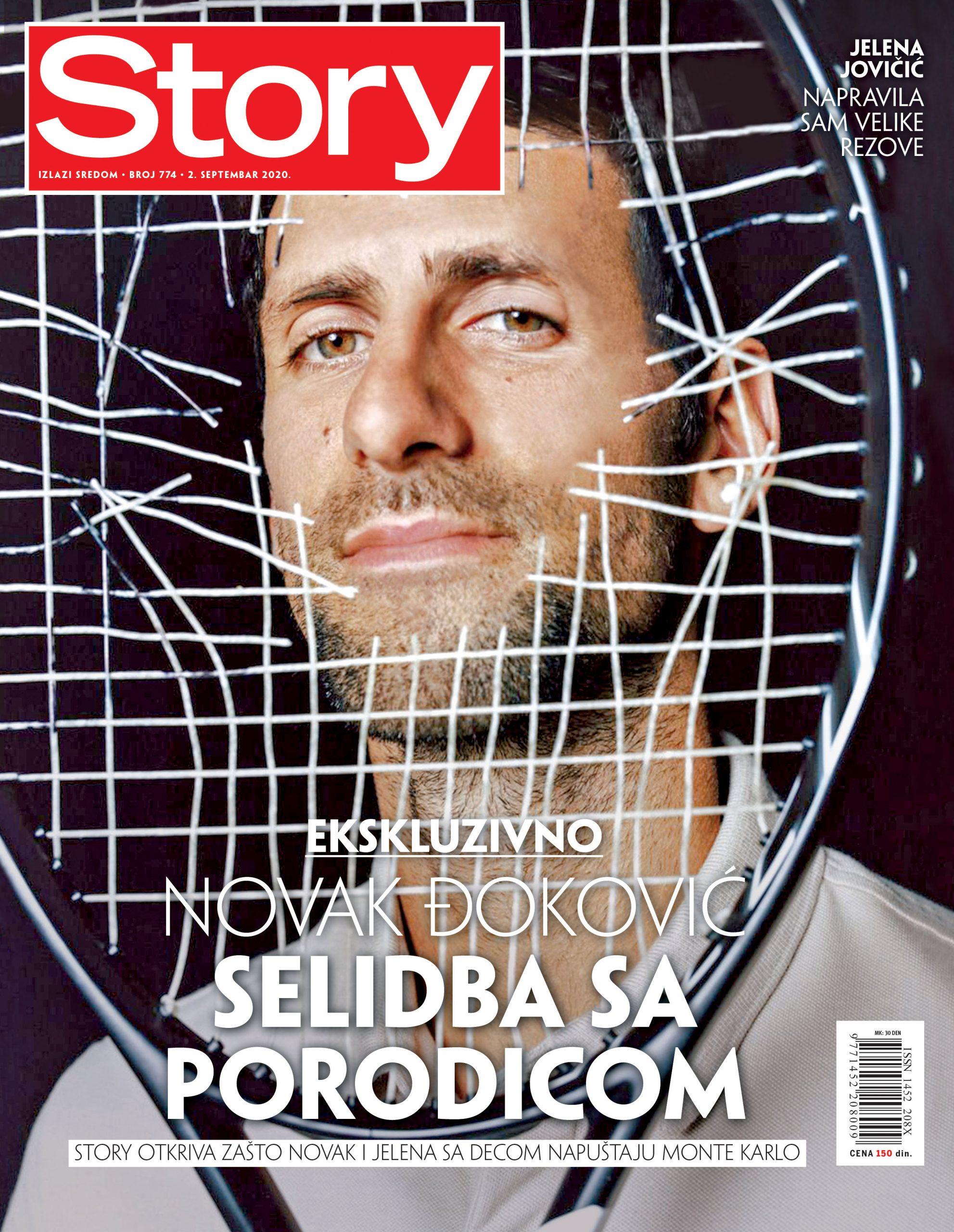 Novi broj magazina Story