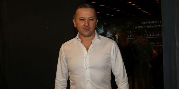 Srdjan Predojević otkaz